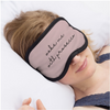Wake Me With Prosecco Eye Mask