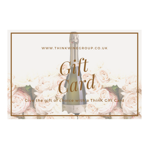 THINK WINE GIFT CARD