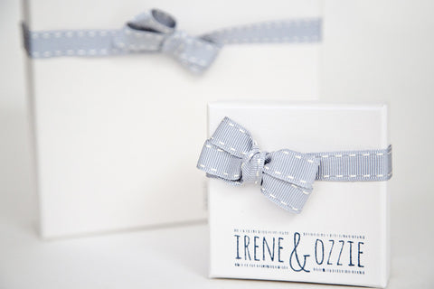 Irene and Ozzie Packaging