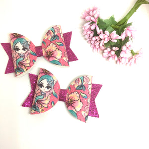 Mermaid Basic Bow