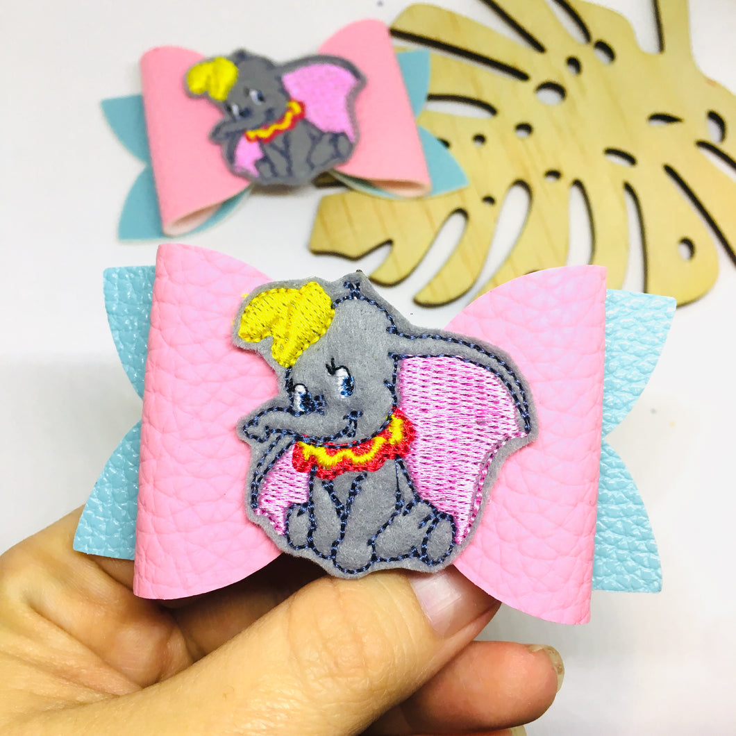 Dumbo feltie Bow