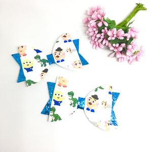 Toy Story Friends Bow