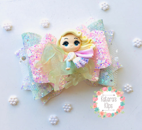 Frozen 2 Elsa Waterhorse Clay bow