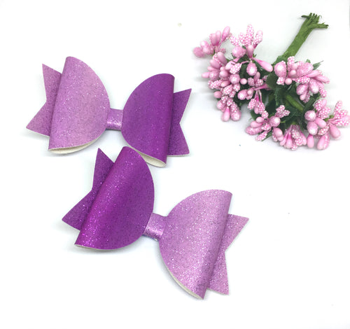 Basic Purple Bow