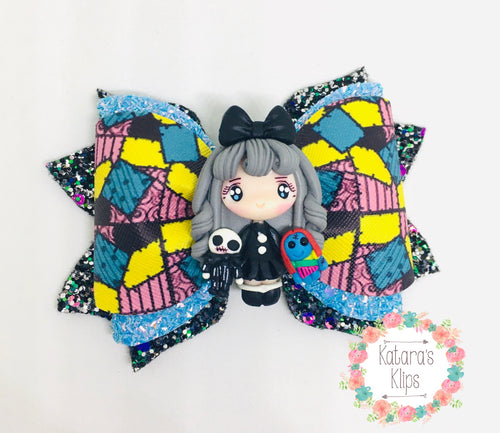 Nightmare Girl Clay bow