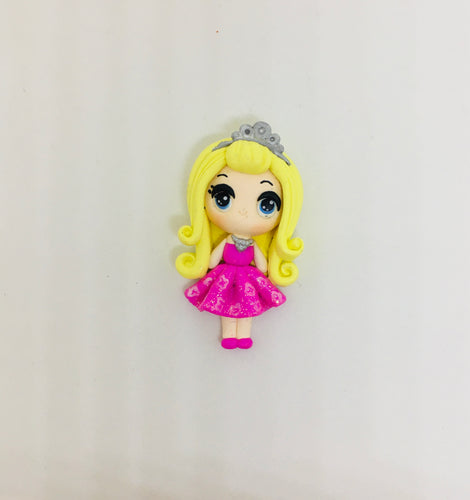 Choose your - Barbie Clay - Bow design