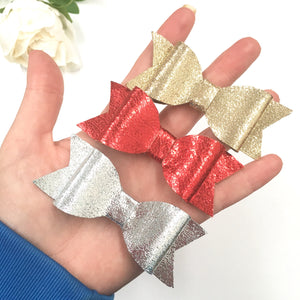 Christmas Shiny Bow Set