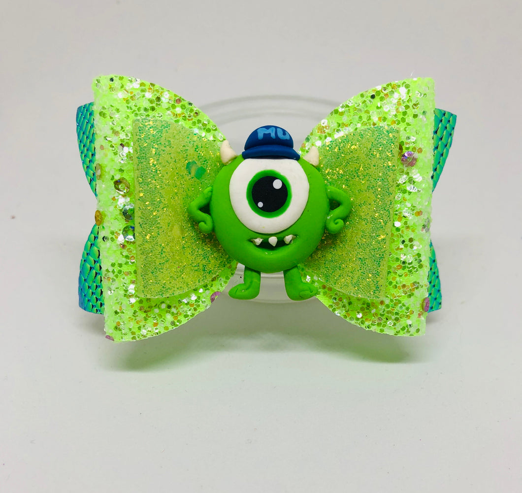 Monsters Inc Mike Bow