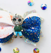 Load image into Gallery viewer, Clay Jason Halloween Bow