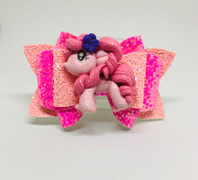 Load image into Gallery viewer, Pony Pinkie Pie Clay Bow