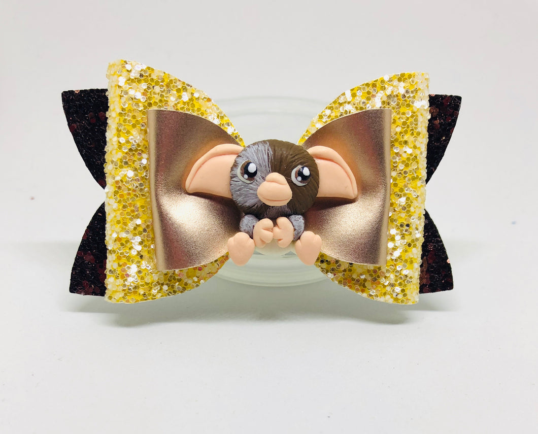 Gizmo Gremlin clay Bow