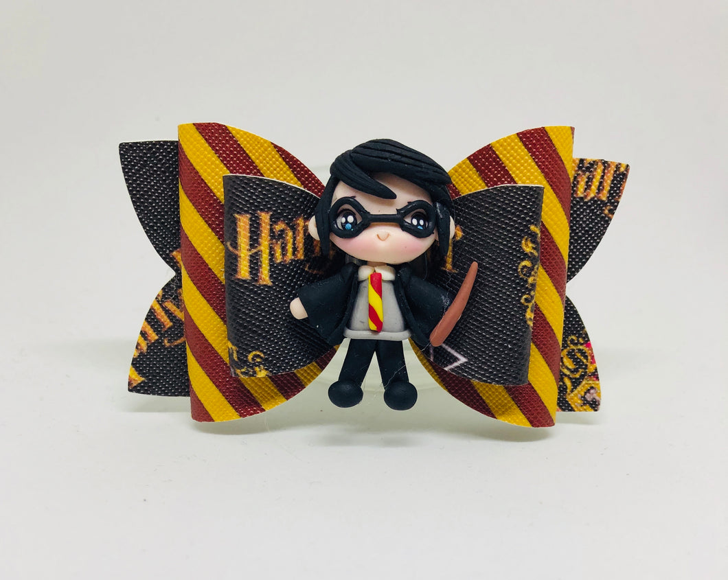 Harry Potter Hogwarts Clay bow