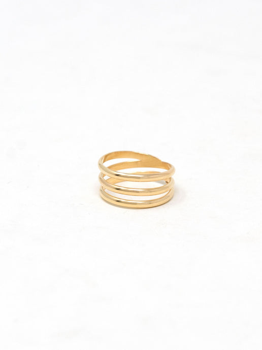 ABLE Contour Ring