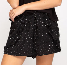 Load image into Gallery viewer, Heart Shorts - Black