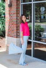Load image into Gallery viewer, Gold Spotted Mini Skirt - Orange