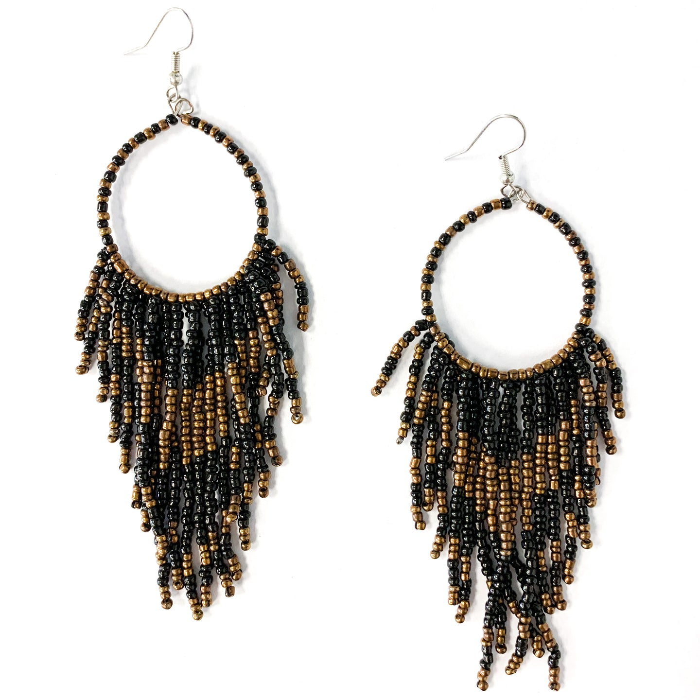The Lacie Earring - Black