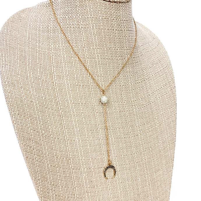 Buddy Love Pluto Necklace