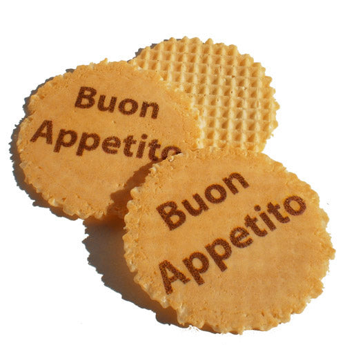 Cookie Decoration - Buon Appetito