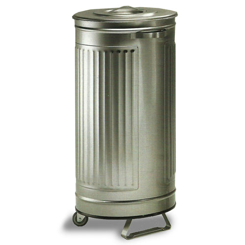Rolling Trash Can