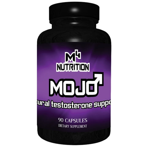 Mojo - 90 caps - Testosterone Support