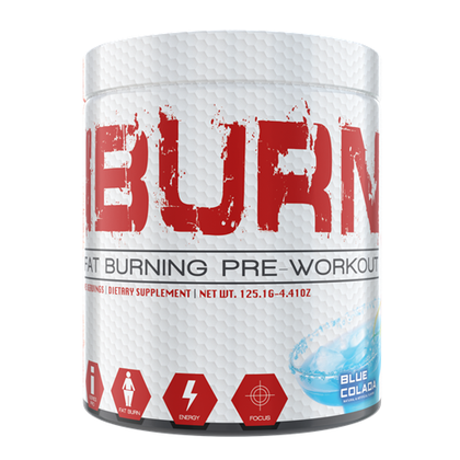 iSeries iBurn Preworkout - Blue Colada 45 serving