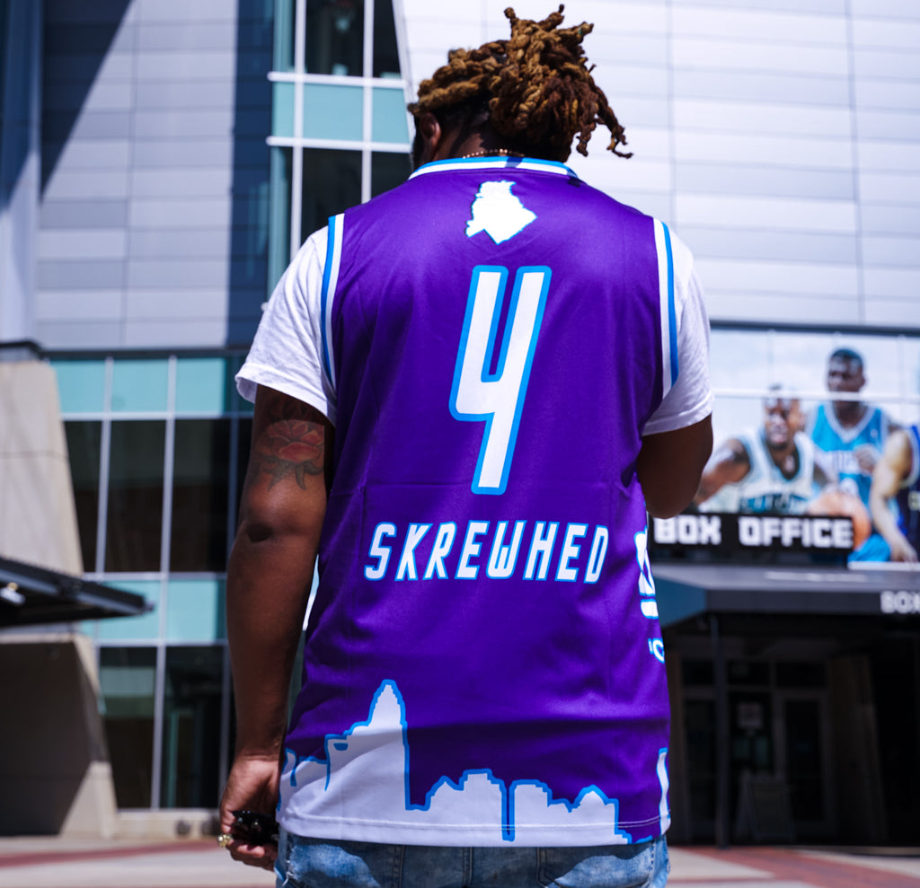 Skrewhed in the City Jersey's