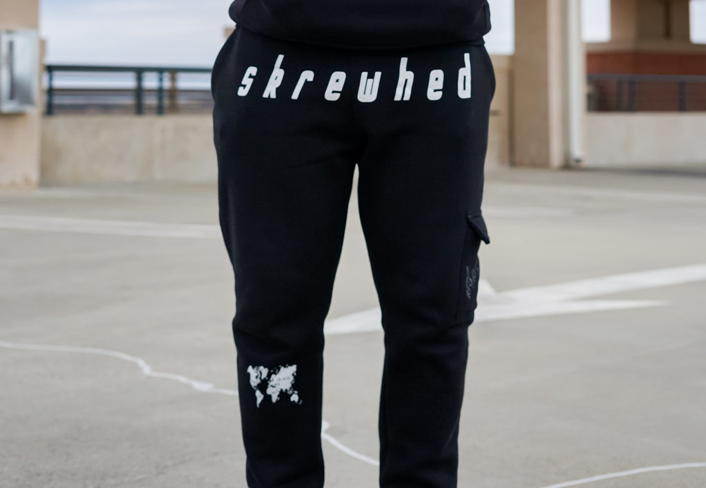 WRLD in Flames Sweats