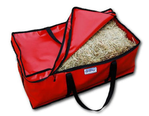 PVC Hay bale transport carry bag