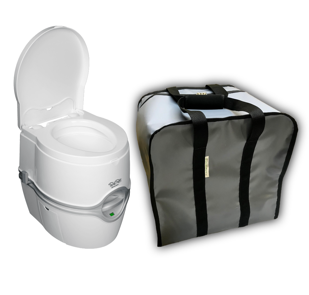 Thetford Excellence 565 Porta Potti carry bag for the caravan