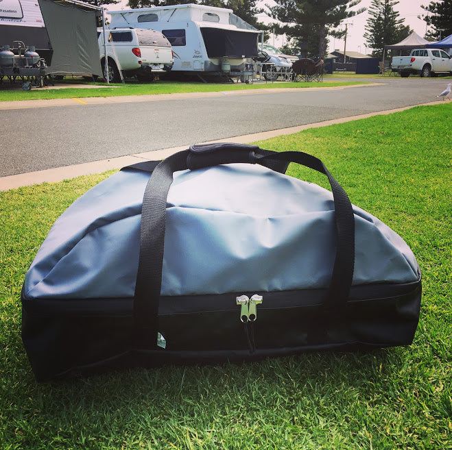 Jumbuck carry bag for the caravan park