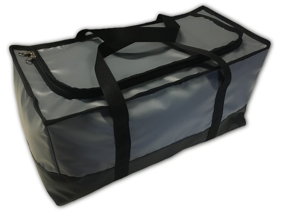 saddle gear bag grey PVC waterproof