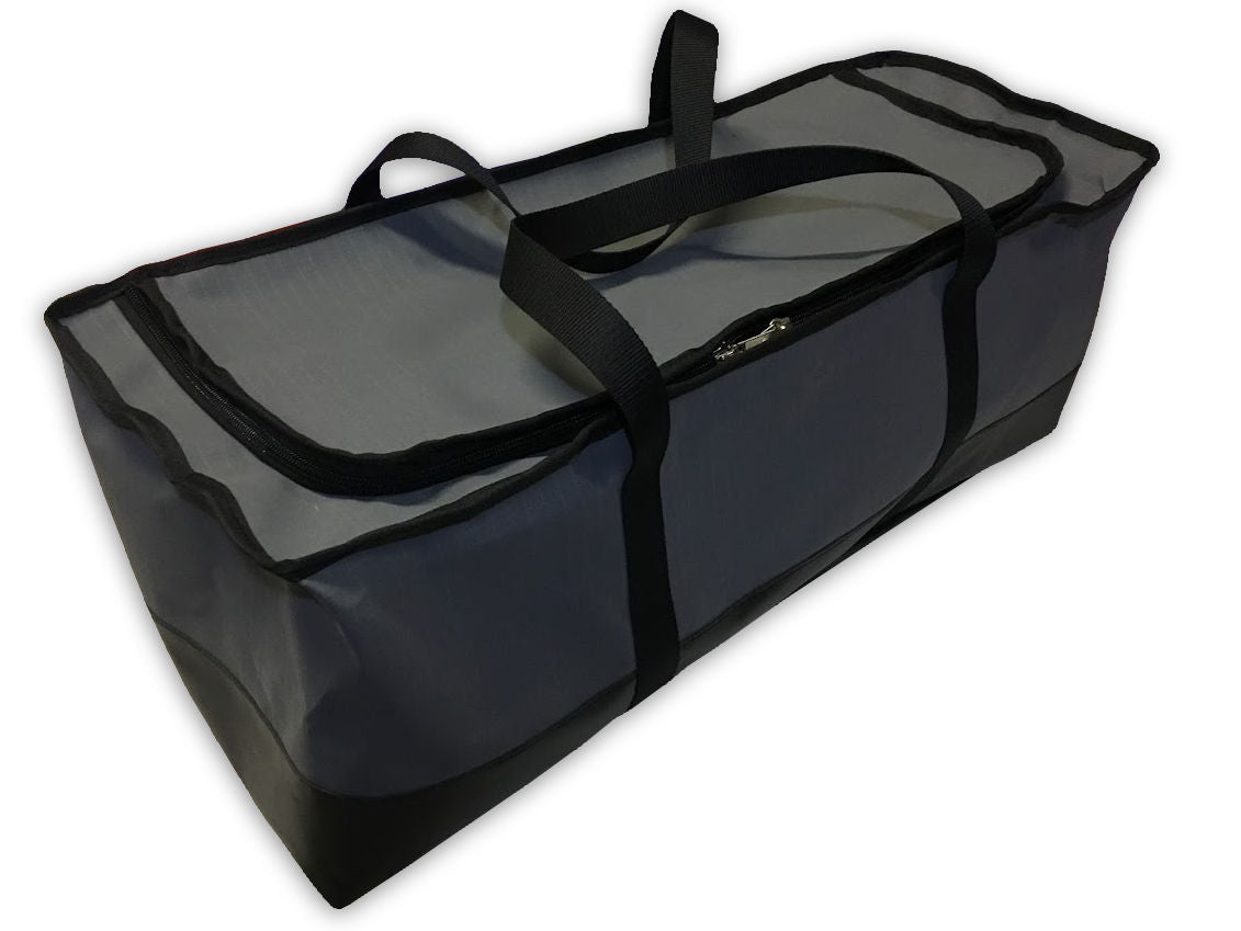 Waterproof camping and travel bags