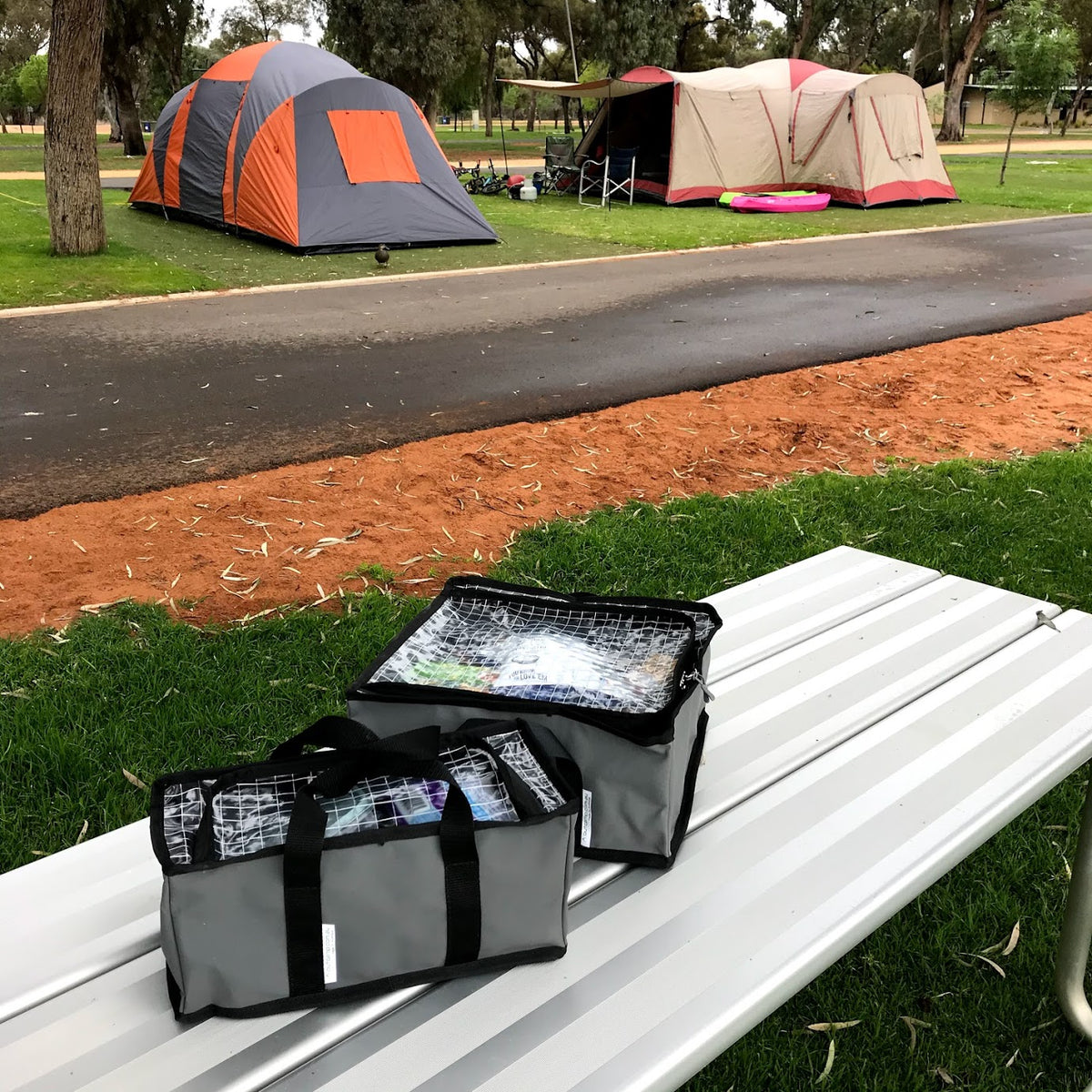 Camping and 4WD cargo Organiser