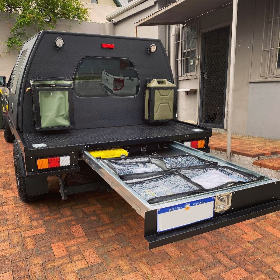 4WD Drawer Storage Bags