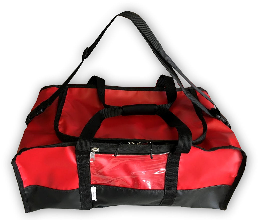Fire fighting gear bag custom design