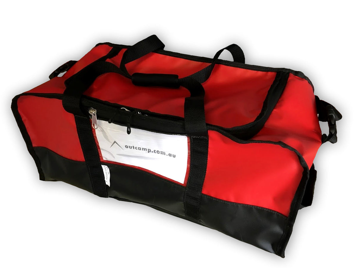 fire station transfer gear bag overnight