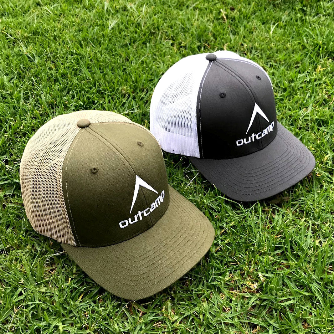 Outcamp trucker cap