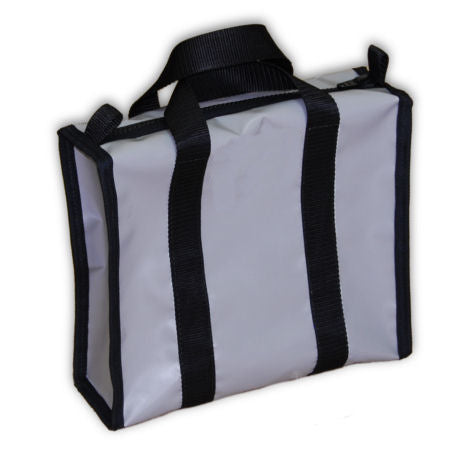 Carry bag for jumper leads or recovery gear