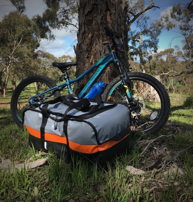Mountain Bike cross X Country Equipment waterproof bag