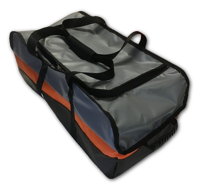 Mountain Bike Gear Bag dirty shoe compartment
