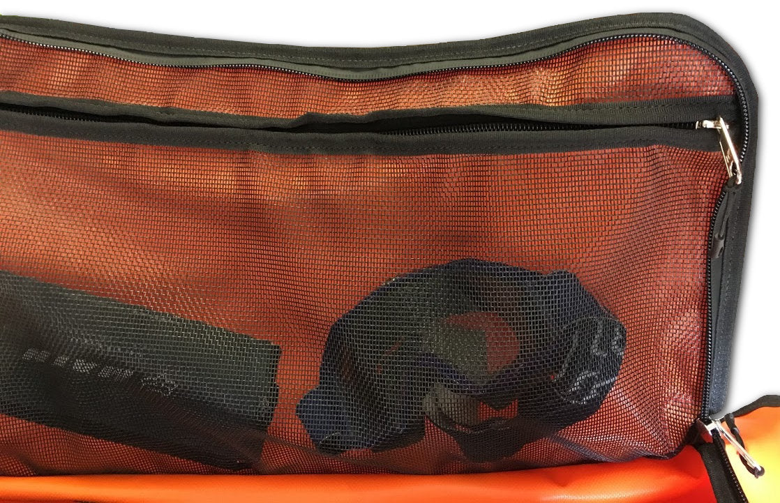 KTM Honda Husqvarna Yamaha racing motocross gear travel bag
