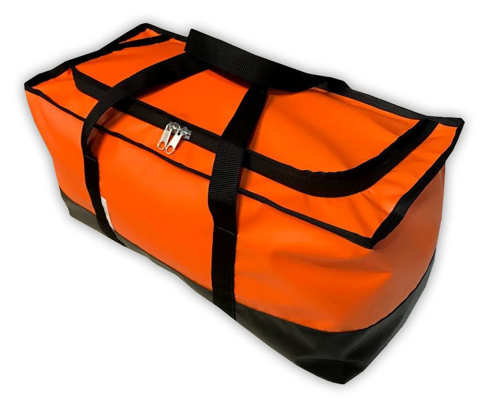Custom Camping gear bag Orange colour