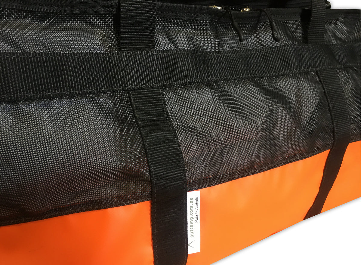 wakeboarding mesh wetsuit carry bag