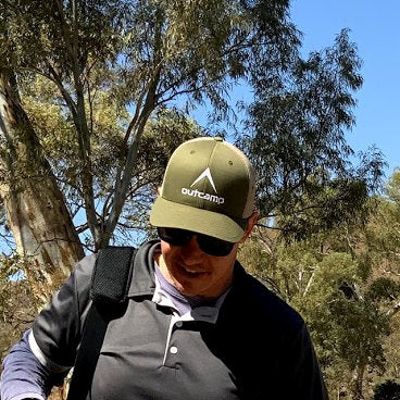Outcamp camping hat