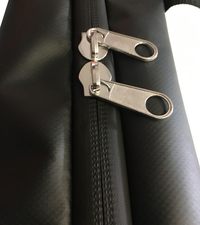weather resistant zippers
