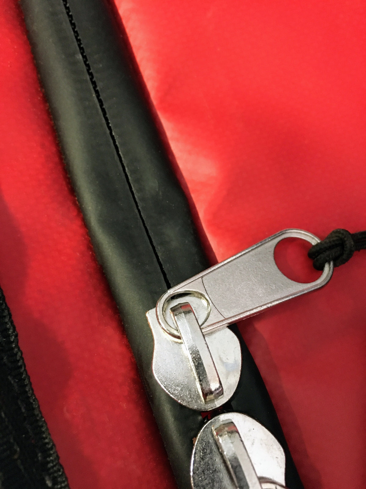 generator bag with waterproof zipper