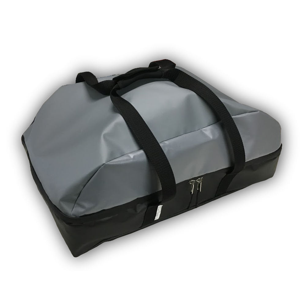 Weber Q1200 carry bag in grey