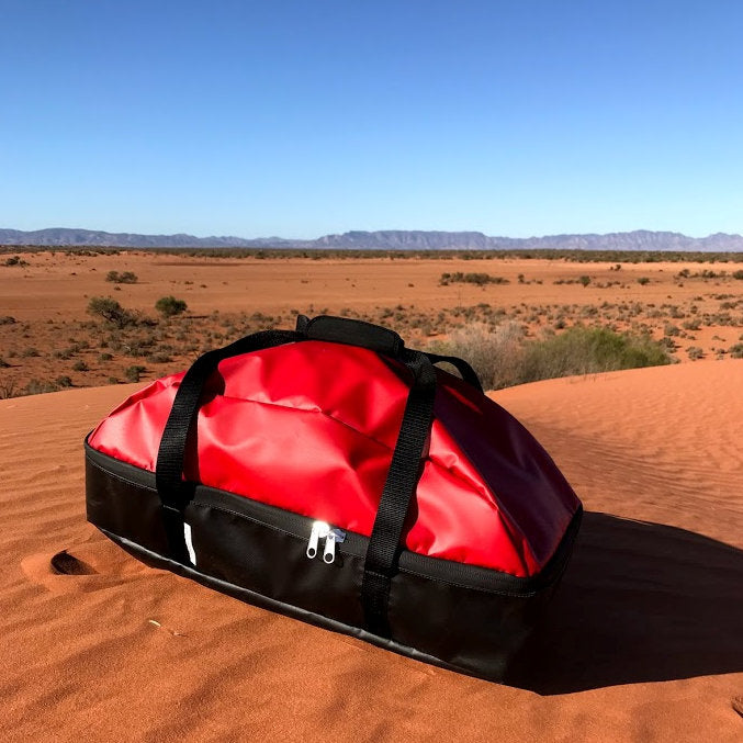 The best carry bag for Weber Q2000 for caravan travel