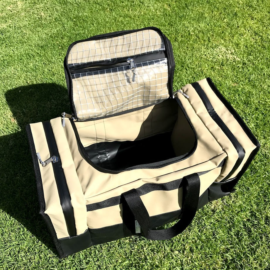 Australian made canvas camping and 4x4 bags