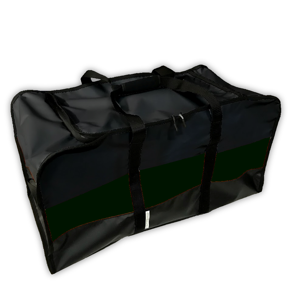 Custom dirtbike racing gear bags
